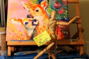 Ta da Deer 2014 boost