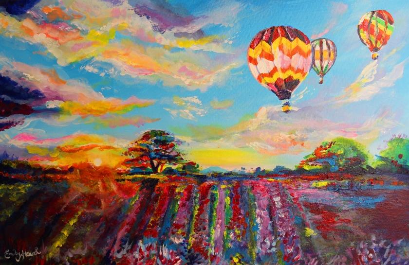 Balloon Skies 2014
