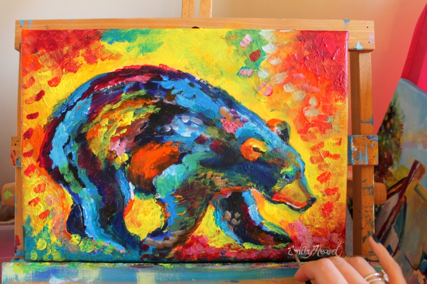 Bear with me 2014