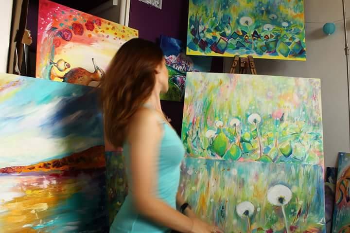 colourful artwork