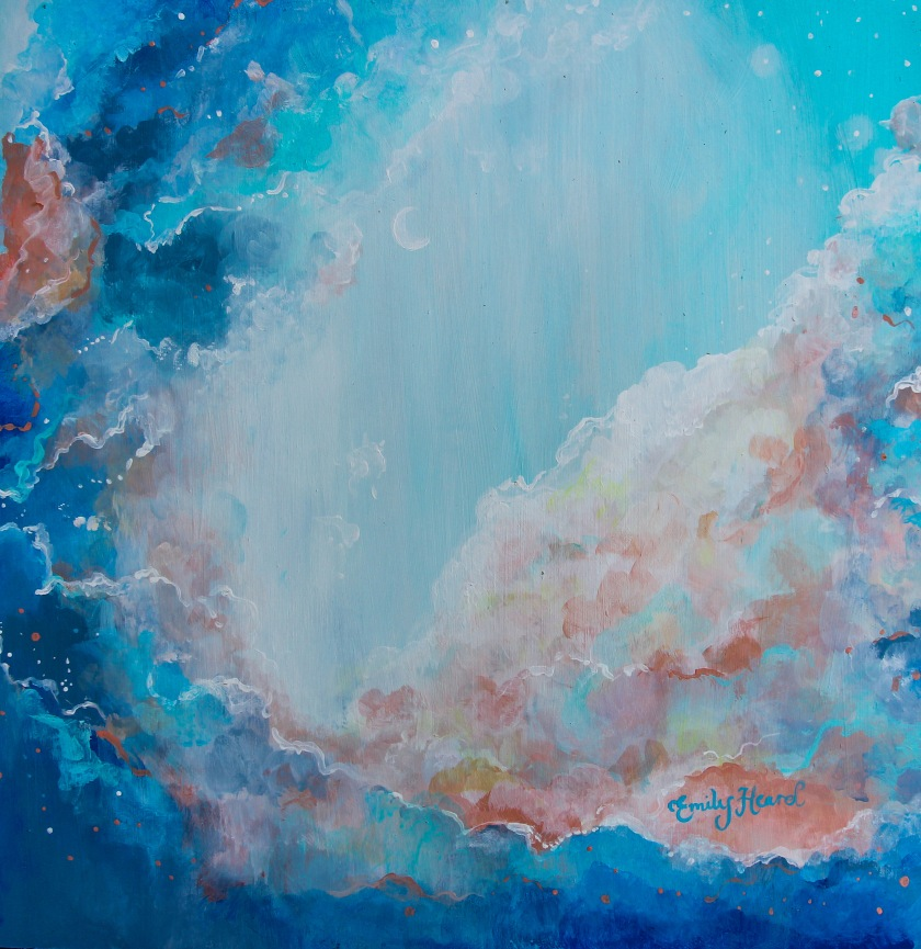 Cloud Nine by Emily Louise Heard 2020
